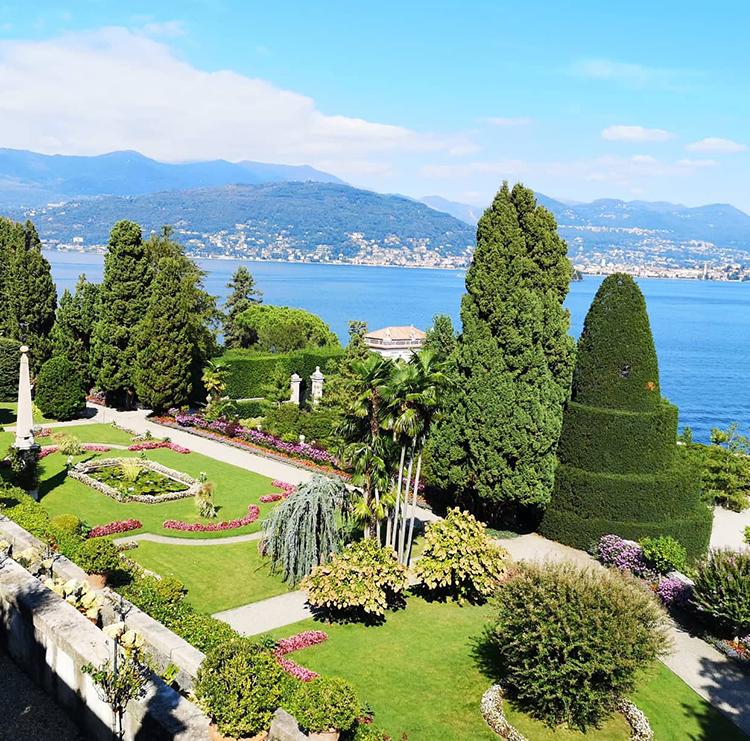 Parchi e Giardini Botanici Lago Maggiore